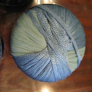 Other - Bundle of 4 Skeins Tahki Tarns - Trio - Blue